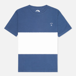 Orsman Stripe SD Men's T-shirt Blue photo- 0