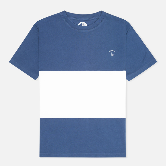 Orsman Stripe SD Men's T-shirt Blue