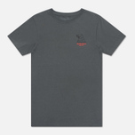 Мужская футболка Patagonia Alpine Surfer Forge Grey фото- 0