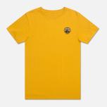 Мужская футболка Patagonia Rivet Logo Golden Amber фото- 0