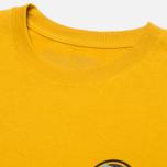 Мужская футболка Patagonia Rivet Logo Golden Amber фото- 1
