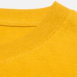 Мужская футболка Patagonia Rivet Logo Golden Amber фото- 2