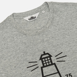 Мужская футболка Penfield Lighthouse Grey Melange фото- 1