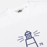 Мужская футболка Penfield Lighthouse White фото- 1