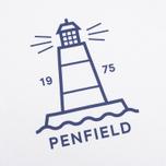 Мужская футболка Penfield Lighthouse White фото- 2
