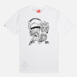 Puma x Mark Ward Knock Em Out Men's T-shirt White photo- 0