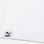 Puma x Mark Ward Knock Em Out Men's T-shirt White photo- 3