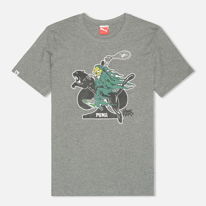Мужская футболка Puma x Mark Ward Tee Medium Gray Heather