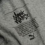 Puma x Mark Ward Tee T-shirt Medium Gray Heather photo- 4