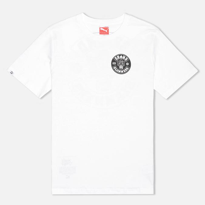 Мужская футболка Puma x Mark Ward Tee White
