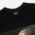 Мужская футболка Stussy Skull Painting Black фото- 1