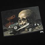 Мужская футболка Stussy Skull Painting Black фото- 2
