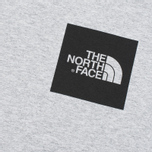 Мужская футболка The North Face Fine Heather Grey фото- 2