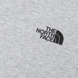 Мужская футболка The North Face Fine Heather Grey фото- 3