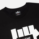 Undefeated Anytime Men's T-shirt Black photo- 1