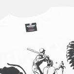 Мужская футболка Undefeated Emblem White фото- 1