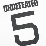 Мужская футболка Undefeated Emblem White фото- 3