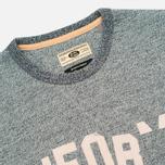 Мужская футболка Uniformes Generale Belushi Discharge Pocket Indigo Melange фото- 1