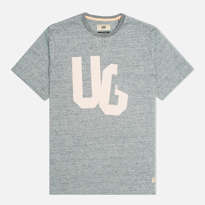 Мужская футболка Uniformes Generale Discharge Pocket Indigo Melange