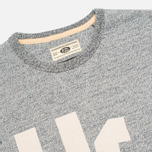 Мужская футболка Uniformes Generale Discharge Pocket Indigo Melange фото- 1