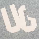 Мужская футболка Uniformes Generale Discharge Pocket Indigo Melange фото- 2