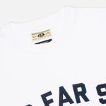 Мужская футболка Uniformes Generale So Far So Go White фото- 1