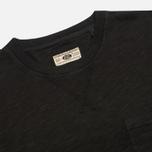 Мужская футболка Uniformes Generale Vintage Tie Dye Stripe Black фото- 1