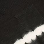 Мужская футболка Uniformes Generale Vintage Tie Dye Stripe Black фото- 2