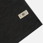 Мужская футболка Uniformes Generale Vintage Tie Dye Stripe Black фото- 3