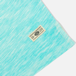 Мужская футболка Uniformes Generale Vintage Tie Dye Stripe Mint фото- 3
