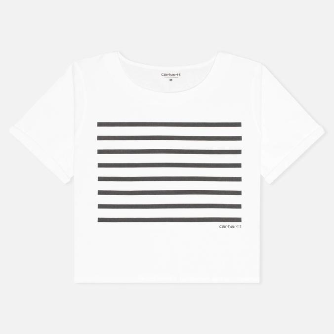 Женская футболка Carhartt WIP W' Whitney White/Black