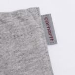 Женская футболка Carhartt WIP X' Contrast Pocket White/Grey Heather фото- 2