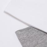 Женская футболка Carhartt WIP X' Contrast Pocket White/Grey Heather фото- 3