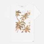 Женская футболка Carhartt WIP X' Palm White фото- 0