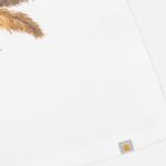 Женская футболка Carhartt WIP X' Palm White фото- 3