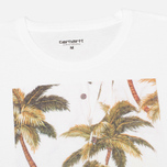 Женская футболка Carhartt WIP X' Palm White фото- 1
