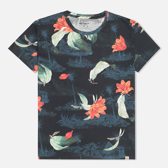 Женская футболка Carhartt WIP X' Tropic Multicolor