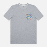 Женская футболка Lacoste Live Pocket Floral фото- 0