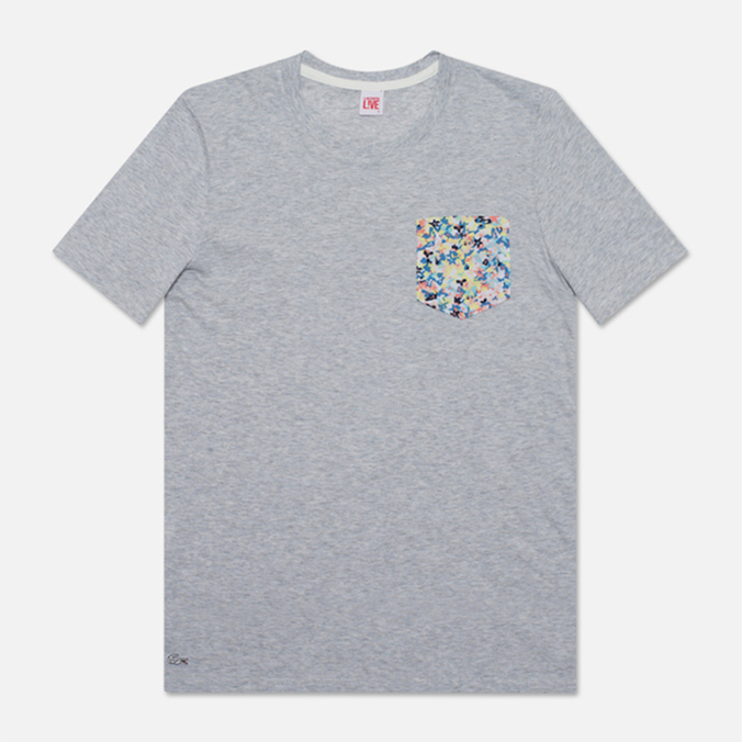 Lacoste Live Pocket Women's T-shirt Floral