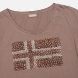 Napapijri Stanmore Women's T-shirt Mild Rose photo- 1