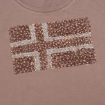 Napapijri Stanmore Women's T-shirt Mild Rose photo- 2