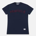 Женская футболка Penfield Evanston Navy фото- 0