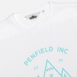 Женская футболка Penfield Teepee White фото- 1
