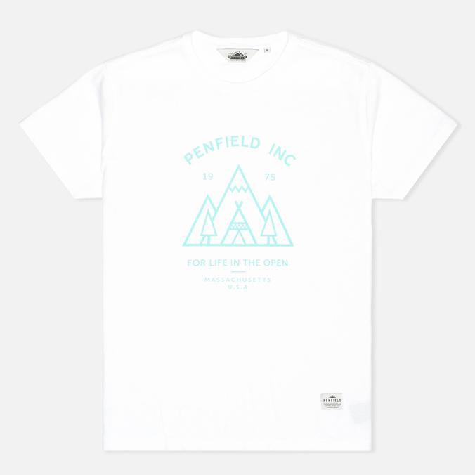 Женская футболка Penfield Teepee White