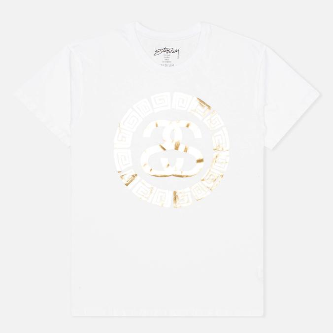 Женская футболка Stussy Sachi Exposed White
