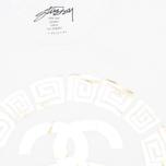 Женская футболка Stussy Sachi Exposed White фото- 1