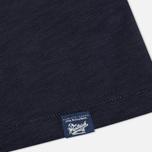 Мужская футболка Woolrich Printed Pocket Navy фото- 3