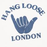 Мужская футболка YMC Hang Loose London White фото- 2