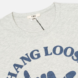 Мужская футболка YMC Hang Loose NYC Grey фото- 1