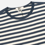 Мужская футболка YMC Panel Stripe Navy фото- 1